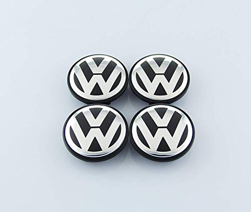 volkswagen wheel center cap 2010 - 6