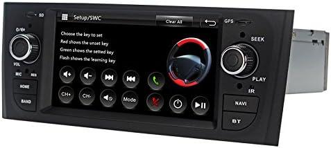 Gps Dvd Usb Sd Bluetooth Car Radio Fiat Grande Punto 2006 2007 2008 2009 2010 2011 Fiat Linea Navigation Car Hifi