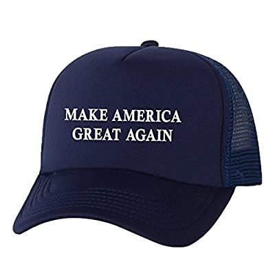 Make America Great Again Truckers Mesh snapback hat