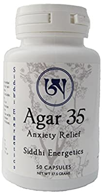 Agar 35 - Herbal Anxiety Support(50 capsules)