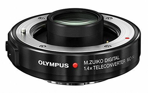 eleconverter for the M40-150mm and 300mm f4.0 PRO Lenses (Black) (Olympus Digital Slr)