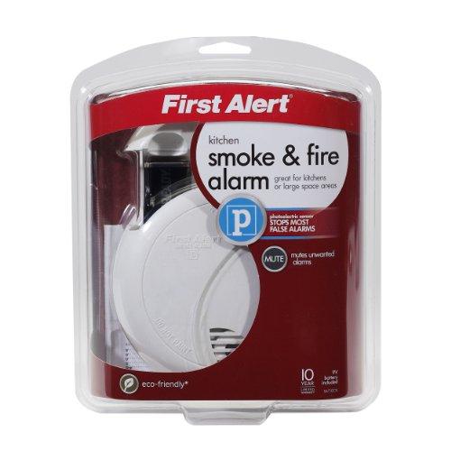 029054856807 - First Alert SA710B FIRST ALERT PHOTOELECTRIC SMOKE ALARM, 9 VOLT BATTERY carousel main 3