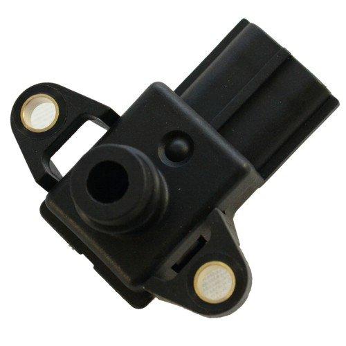 HQRP MAP Sensor for Jeep Grand Cherokee V8 4.7L 1999 2000 2001 99 00 01 plus HQRP Coaster