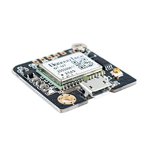 MakerHawk GPS Module 51 Microcontroller GPS Compatible NEO