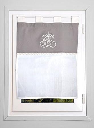 tenda a vetro per finestra 60 x 90 cm modello antan