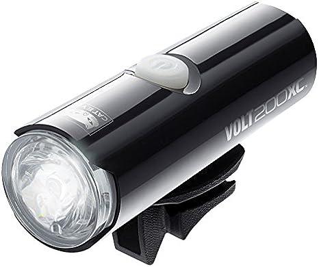 CatEye Volt 200 XC - Luces Frontales y reflectores para Ciclismo, Color Negro: Amazon.es: Deportes y aire libre