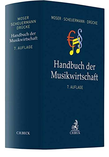 Handbuch der Musikwirtschaft