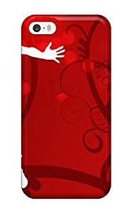 New Style Iphone Case - Tpu Case Protective For Iphone 5/5s- Great Quality Babe Dance Hd
