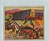 1950 Wild West #37 Relay Very Good to Excellent (4 out of 10) by Mickeys Cards