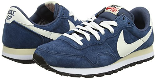 innovative design 91791 523da Nike Air Pegasus 83 Pgs Leather, Mens Running Shoes, Blue (Squadron  BlueSailBlackBeach) 6 UK (39 EU) Amazon.co.uk Shoes  Bags