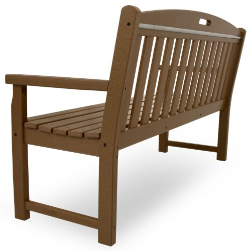 Trex Outdoor Furniture Txb60th 60 Inch Yacht Club Bench Tree House Outdoor Benches Patio
