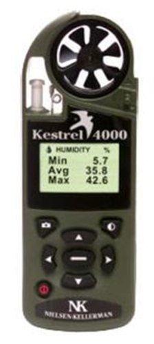Kestrel 4000NV Pocket Weather Tracker- Olive, Outdoor Stuffs