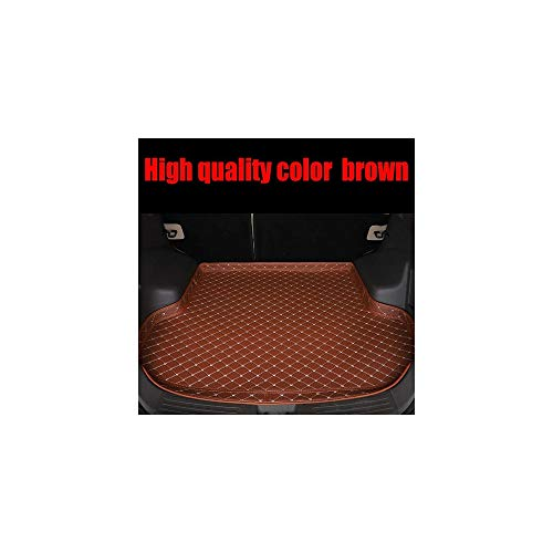 ZHOUMOBXD Custom Make car Trunk mats Specially,for Mercedes Benz S Class W222 W221 S400 S500 S600 Lcar Styling Carpet Liners