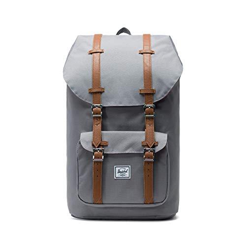 2d3c8c9f9f27 Herschel Supply Co. Little America Backpack, Grey, One Size