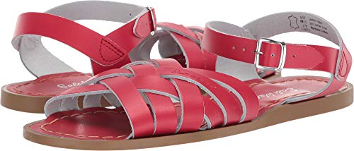 - Salt Water Sandals by Hoy Shoes Girl's Retro (Big Kid/Adult) Red 6 M US Big Kid