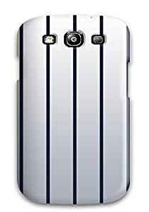 Durable Case For The Galaxy S3- Eco-friendly Retail Packaging(new York Yankees )
