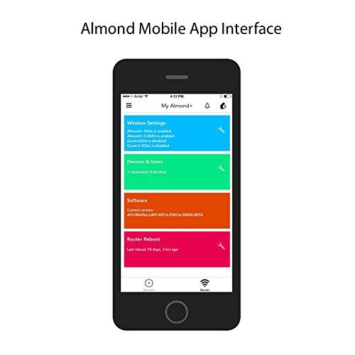 Securifi Almond+ Smart Home Hub & Router