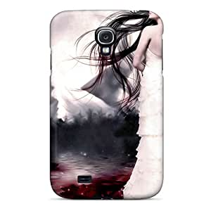 New Arrival Premium S4 Case Cover For Galaxy (thinking)
