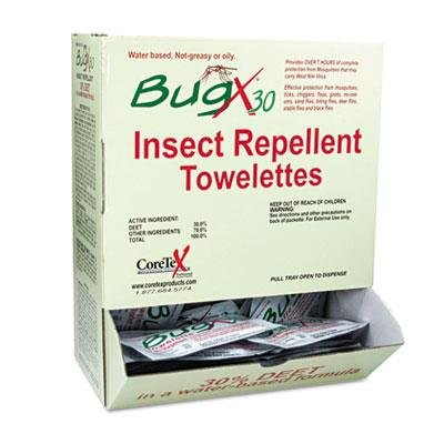 Insect Repellent Towelettes (50 Pack) ()