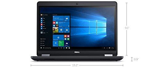 Dell Latitude E5470 FHD Business Laptop Notebook (Intel Quad Core i7-6820HQ, 8GB Ram, 240GB SSD, HDMI, VGA, WiFi) Win 10 Pro (Certified Refurbished)