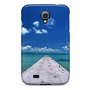 Galaxy S4 Case Cover Okinawa Isl Case - Eco-friendly Packaging by icecream design