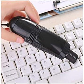 ulofpc Pincel de Bolsillo Kreyboard USB Colector de Polvo Aspirador Limpiador Ordenador Herramientas limpias: Amazon.es: Electrónica
