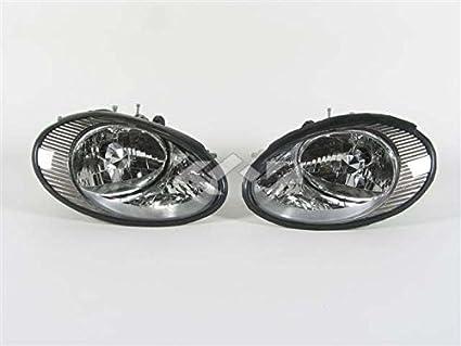Amazon Com Ford Taurus 96 97 To 5 18 98 Headlight Head Light