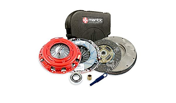 Mantic Stage Premium Clutch Kit | Mantic ER2 Heavy Duty Cover Assembly | Clutch plate | Release bearing | Solid Mass Flywheel (SMF) | Clutch Alignment Tool ...