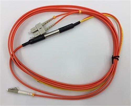 Fiber Optic Cable Cab - TINIFIBER ARMORED PLENUM CISCO CAB-MCP-LC= MODE CONDITIONING LC-SC FIBER OPTIC CABLE 3 METERS