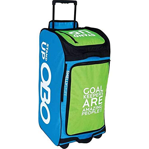OBO Stand-UP Wheelie Field Hockey Goalie Bag