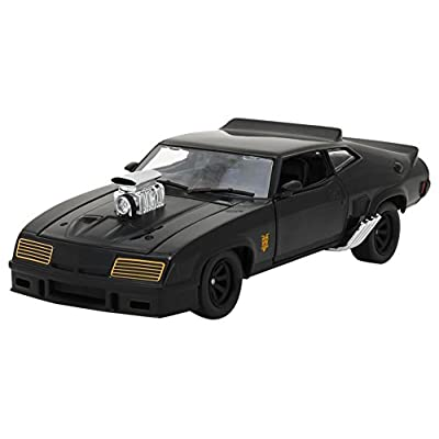 Greenlight DIE-CAST Vehicle Black: Toys & Games