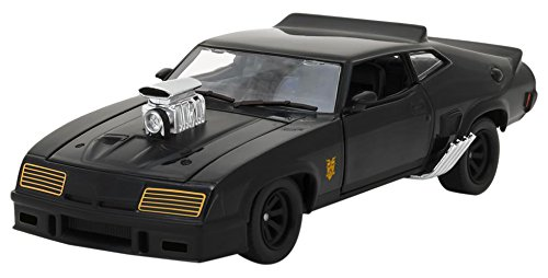Falcon Chassis (GreenLight 1:24 Last of the V8 Interceptors (1979) -1973 Ford Falcon XB (84051) Die-Cast Vehicle, Black)