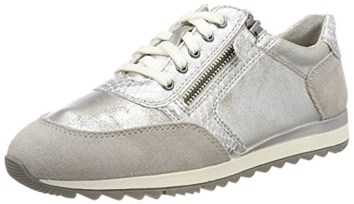 cheap sale with paypal Jana Women's 23602 Low-Top Trainer Silver (Silver Comb.) buy cheap pick a best clearance latest collections E8fFi0J