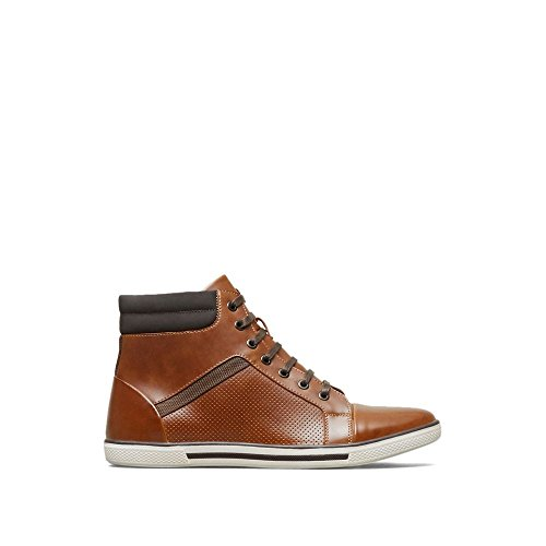 Reaction Kenneth Cole All Crown Up Sneaker - Coñac Para Hombre