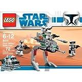 LEGO Star Wars Clone Walker Battle Pack (8014) 72 pieces