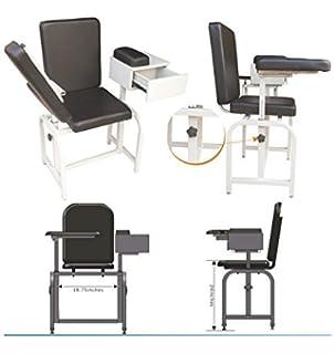 Excellent Custom Comfort Cci Ja1201 Fc High Capacity Folding Blood Theyellowbook Wood Chair Design Ideas Theyellowbookinfo