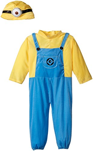 Rubie's Costume Despicable Me 3 Minion Mel Costume, X-Small - Minions Costume For Girl