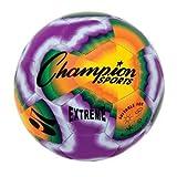 Champion Sports Extreme Tie Dye Soccer Ball - Size 5