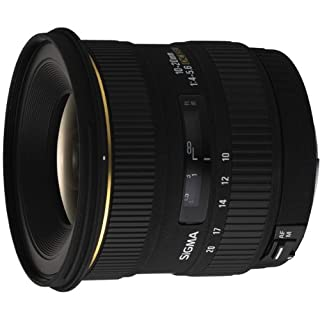 Sigma 10-20mm f/4-5.6 EX DC Lens for Minolta and Sony Digital SLR Cameras (B000E3WNVW) | Amazon price tracker / tracking, Amazon price history charts, Amazon price watches, Amazon price drop alerts