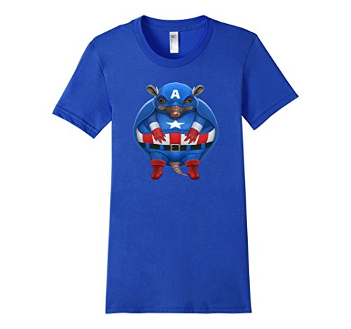 womens-captain-armadillo-armadillo-t-shirt-small-royal-blue