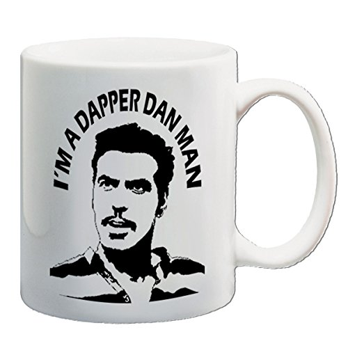 O Brother Where Art Thou? inspired drinking mug - Everett McGill, I'm a Dapper Dan Man