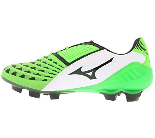 Mizuno Wave Ignitus 3 MD chaussures Mens soccer P1GA153037 vert