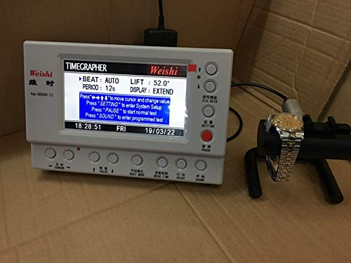 Pukido (Zhi Sheng Da) school table instrument line machine mechanical watch tester dimensional mainten.ance tools MTG-6000A-3