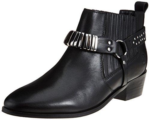 Bronx Damen BX 1264 Btexx Stiefel Schwarz (Black)