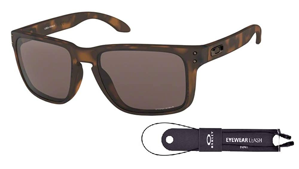 Oakley Holbrook XL OO9417 Sunglasses For Men+BUNDLE with Oakley Accessory Leash Kit