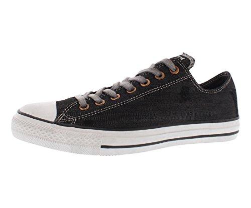 Converse Chuck Taylor As Dstry Denim Men's Shoes (9.5 B(M) US Women / 7.5 D(M) US Men, (Converse Mens All Star Denim)