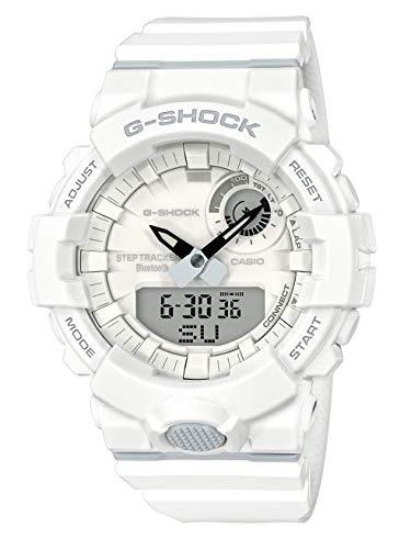 Casio G-SHOCK Orologio, Steptracker/Pedometro, Sensore di movimento, 20 BAR, Analogico - Digitale, Uomo 1