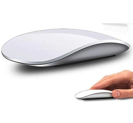 BALIYIN - Ratón inalámbrico Universal Mini Ultrafino con Bluetooth para Ordenador de sobremesa, portátil,