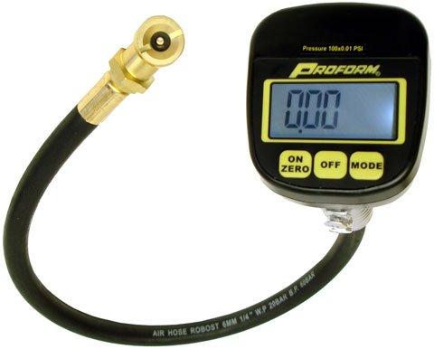 Pro Form 67399 Digital Tire Gauge (0-100PSI), 1 Pack