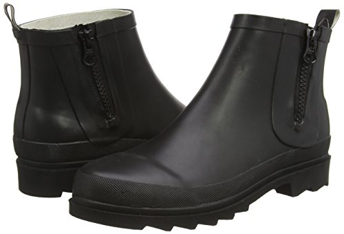 2 2 Shaft Black Fiona black Women's Rubber Sanita Welly Boots Short wpz4Fq